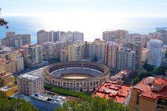 Am plecat o saptamana in turul Andaluziei. Prima oprire, Malaga