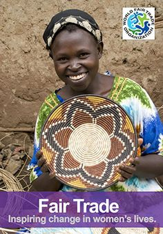 The World Fair Trade Organization (WFTO) is marking International Women's Day by celebrating the inspiring women who participate in Fair Trade enterprises and by urging governments and organizations to embrace an agenda for change.