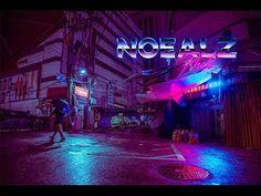 Neon Noir / Cyberpunk Lightroom Tutorial [Noealz Photo]