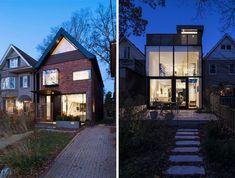 Uitbreiding leefruimte natuursteen en ramen architect own projects - Uitbreiding oud huis ...