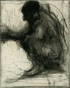 Eso Inked Up: La destreza y la Oscuridad en impresiones de Lee Newman