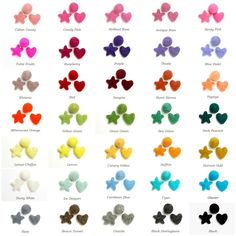 YOU SELECT Merino Wool Felt Blend Fabric 8 or 16 Sheet Bundle Craft Sew Create
