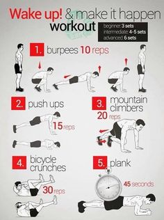 Get-Up Workout