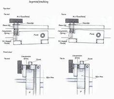 Resultado de imagen para plans for belt grinder Diy Projects Tools, Farm Projects, Metal Projects, 2x72 Belt Grinder Plans, Forge Burner, Knife Grinder, Knife Making Tools, Workshop Plans, Homemade Tools