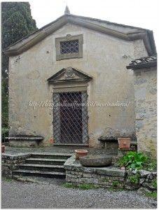 Castello di Meleto, chiesa