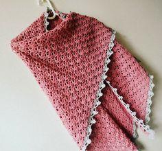 Beautiful free #crochet shawl pattern