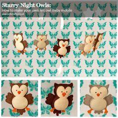 Starry Night Owls