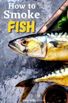 Learn how to smoke fish to preserve your catch and boost your food supply through the year. #howtosmokefish #howtosmokefishinasmoker #howtosmokefishongrill Wood Chips For Smoking, Brine Solution, Charcoal Smoker, Smoke Grill, Liquid Smoke, Smoked Fish, Types Of Fish, Smoker Recipes, Sea Bass