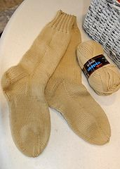 Ravelry: Seafarer's Socks pattern by The Seamen's Church Institute