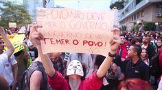 Video ueber die WM Protesten vom brasilianischen Filmkollektiv Tatu Morto. Video about World Cup protests by the Brazilian film collective Tatu Morto