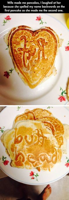 Personalized Pancakes