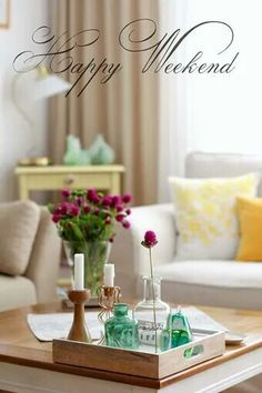 love the little things Happy Weekend Messages, Happy Weekend Images, Weekend Greetings, Happy Day, Good Morning My Life, Sunday Morning Quotes, Good Morning Images, H & M Home, Daily Thoughts
