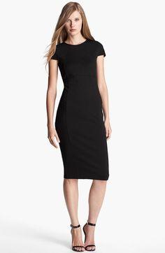 FELICITY & COCO Seamed Pencil Dress (Regular & Petite) (Nordstrom Exclusive) | Nordstrom