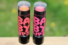 Maybelline baby lips ♡