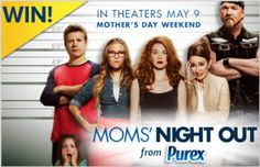 Win A Mom's Night Out! #giveaway #purex #sweepstakes