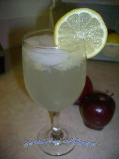 Turkish Style Lemonade (Limonata)