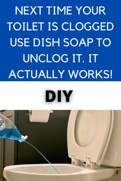 #Next #Time Your #Toilet Is #Clogged Use #Dish #Soap To #Unclog It. It #Actually #Works! Diy Crafts For Girls, Diy Crafts For Home Decor, Diy Arts And Crafts, Hacks Diy, Home Hacks, Diy Kinetic Sand, Animals Planet, Diy Barbie Clothes, Cutest Animals