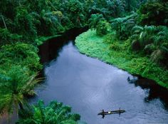 The Congo River, Congo, Africa