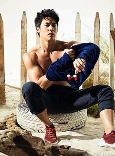 Handsome Asian Men, Hot Asian Men, Asian Boys, Gq, Mark Prin, Male Fashion Trends, Asian Actors, Celebs, Celebrities