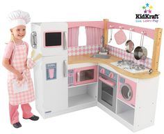 GrandGourmet Hoek Keuken (KidKraft)