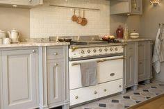 Cuisine Lacanche. My dream kitchen!