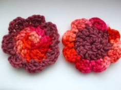 Grow Creative: Crochet Flowers