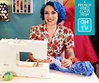 100 Free Sewing Tutorials: DIY Organizers, Patterns for Women's Dresses & More | AllFreeSewing.com