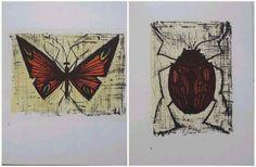 Bernard Buffet - Insects