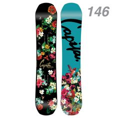 Capita Birds Of A Feather Snowboard - Multicolour | Free UK Delivery