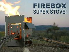 """Firebox Stoves is introducing a new and improved 5"""" stove. A few new features and tweaks are made to increase the stove's versatility have been made."""