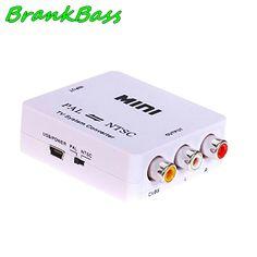 BrankBass Mini TV System Video Converter