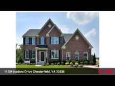 The Jefferson Square Single Family Home Floor Plan By Ryan Homes Stafford County Virginia