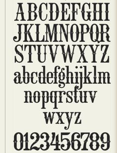 Fun Printable Alphabet Letters  Extras  Templates