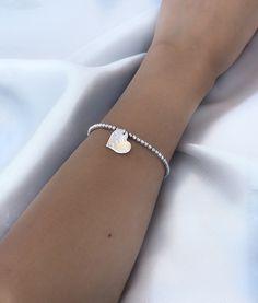 Diamond Bracelets, Beaded Bracelets, Luxury Jewelry, Unique Jewelry, Sterling Silver Bead Bracelet, Silver Bracelets For Women, Silver Beads, Diamond Cuts, Amber