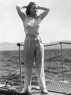 #TBT:+8+Greta+Garbo+Looks+We're+Still+Talking+About+via+@WhoWhatWearUK