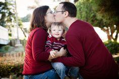 Family love | (holiday family photo shoot)