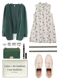 """""""Cute #60"""" by adrianagallas ❤ liked on Polyvore featuring Twigs and Moss, New Arrivals, ASOS, Forever 21 and Yves Saint Laurent"""