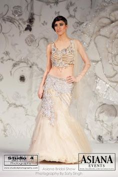 Asian Fashion Blog: Frontier Raas at the Asiana Bridal Show London 201...