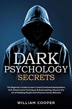Only 99cents until October 24th. If you want to learn easy how to use Dark Psychology to get what you really want from people without them even knowing it, or if you want to learn to defend yourself against mental manipulation, then keep reading…