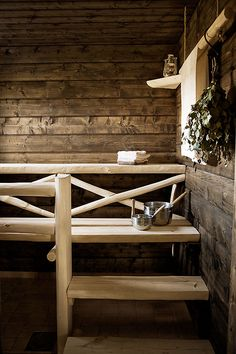 Cute & Simple Finnish Sauna - Great construction company founded in the village of Kannus in Finland