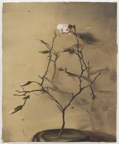 Michaël Borremans, Magnolia, 2016 Zeno X Gallery