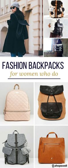 It's time to embrace just how functional (and fashionable!) an adult backpack can be. Shop the women's fashion collection now!