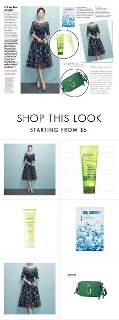 """""""Show us your YesStyle"""" by nejra-l ❤ liked on Polyvore featuring Mamonde and Missha"""