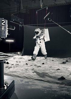 El making of del hombre en la luna