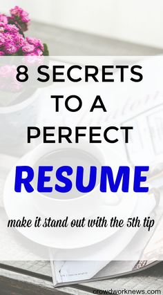 What is the first thing you do when applying for a job especially a work at home job, create a resume.  Read more to find out out the top tips to make a resume which gets you hired.