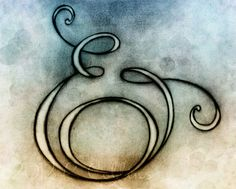 Tattoo. ampersand