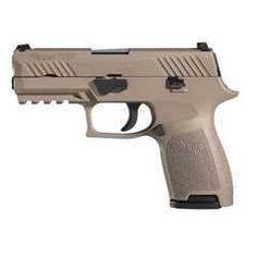 Sig Sauer P320 Compact Nitron FDE 9mm 2-15rd 320