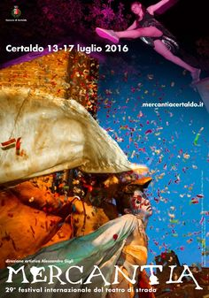 Mercantia is back! Our favourite festival in the medieval village of Certaldo Alto is finally getting closer! JULY 13TH-17TH 2016! Be sure not to miss this enchanting festival with street artists' performances and candlelight in the middle of Tuscany! #tuscany #certaldo #certaldo alto #mercantia #medievalfestival #streetart #july2016
