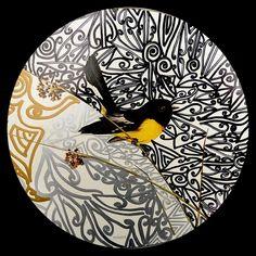 Art Maori, New Zealand Art, Nz Art, Buy Canvas, Butterfly Wall Art, Kiwiana, Small Paintings, Artist Painting, Graphic Design Illustration