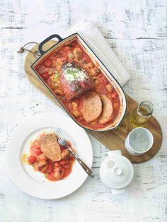 Takhle rajskou neznáte! Vegetables, Food, Essen, Vegetable Recipes, Meals, Yemek, Veggies, Eten